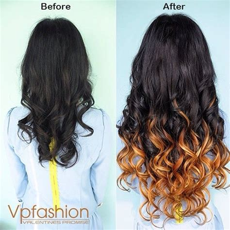 cool hairstyles with hair extensions light cool brown to darkest brown indian remy human hair