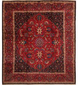 Rug File Antique Persian Mashad Rug Jpg Wikimedia Commons
