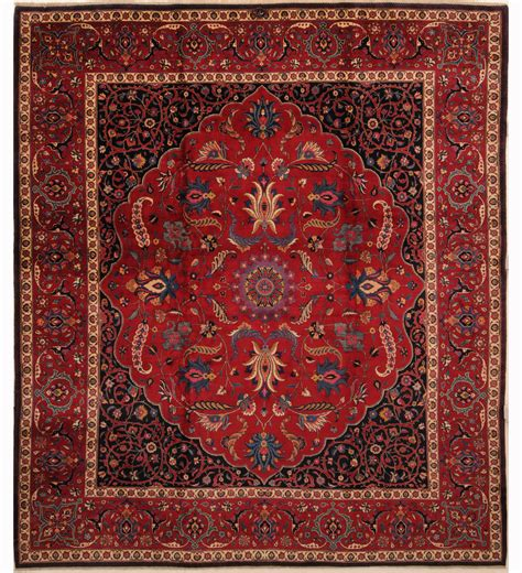 Antique Persian Mashad Rug Great Writers Inspire Mashad Rug