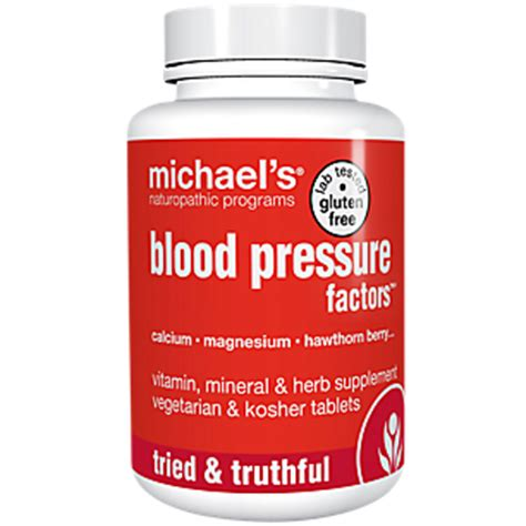 health products blood pressure factors 180 tablets by health