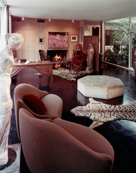 charles james interior designer  menil home