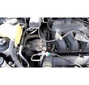 2002 Ford Escape XLT 30L V6 Exhaust Leak TroubleMP4