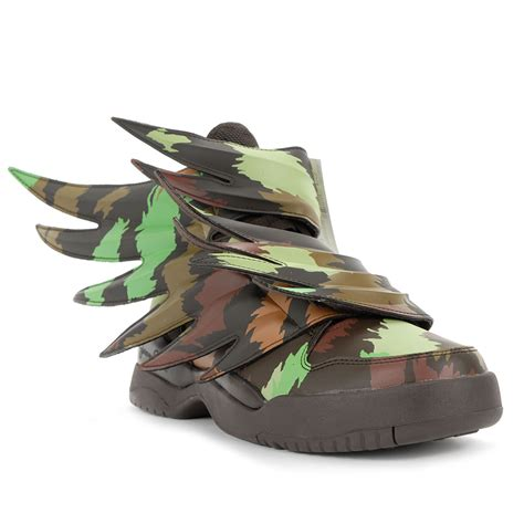 wing shoes adidas js wings 3 0 sauvage camo print shoes