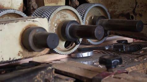 Mesin Laminating V Tech Cppbt Proses Pembuatan Laminasi Kayu