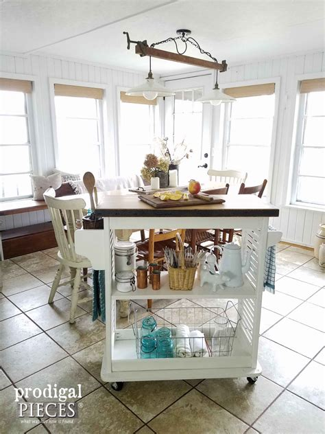 repurposed kitchen island ideas 100 desk repurposed to kitchen island remodelaholic