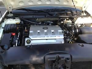 2001 Cadillac Engine Purchase Used 2001 Cadillac White Northstar