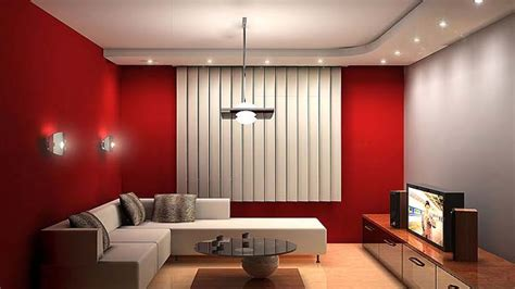 How To Paint A Room Red red room design ideas choosing paint color living room