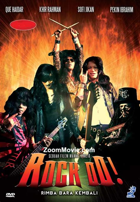 film malaysia bara rock oo rimba bara kembali dvd malay movie 2013 cast