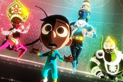 film kartun terbaru pixar film pendek animasi pixar terbaru angkat dewa dewi hindu