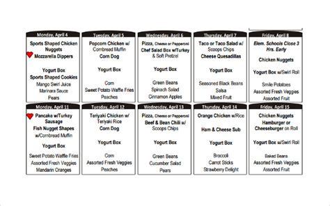 Lunch Menu Templates 31 Free Word Pdf Psd Eps Indesign Format Download Free Premium Free School Menu Templates