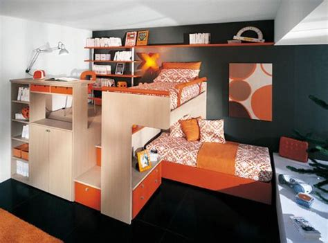 Orange And Black Bedroom Ideas by Orange And Black Bedroom Decorating Ideas