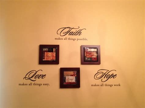 vinyl wall quotes religious sayings scriptures home art