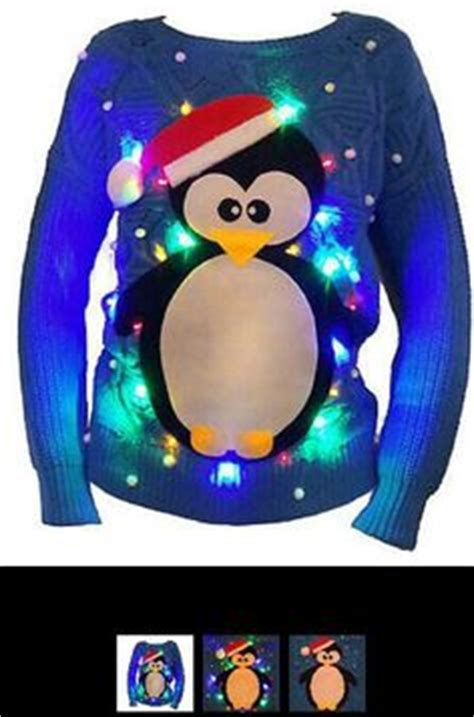 1000 Images About Christmasjumpers On Pinterest Light Up Jumpers
