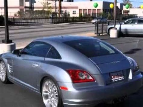 2005 crossfire limited colors 2005 chrysler crossfire
