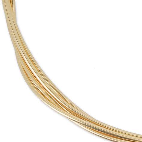 Hilo Gold hilo 1 mm de gold filled 12k x 1 m perles co