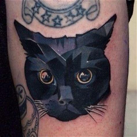 tattoo shadow cat freakishly adorable cat tattoos