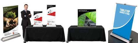 table top poster table top banner stands power graphics power graphics