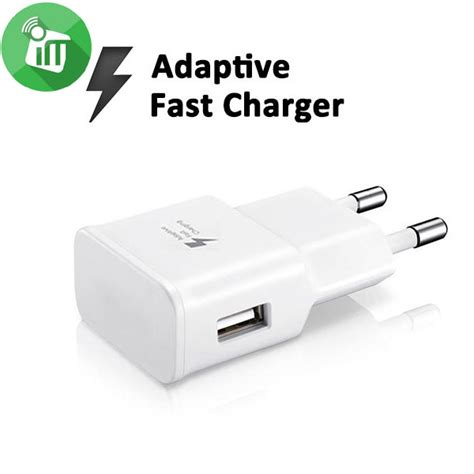 samsung fast charging travel adapter 9v with cable micro 1 5m
