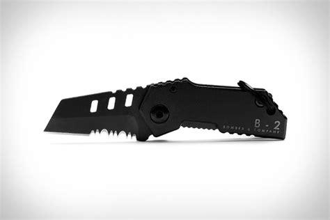 b blade b 2 nano blade knife uncrate