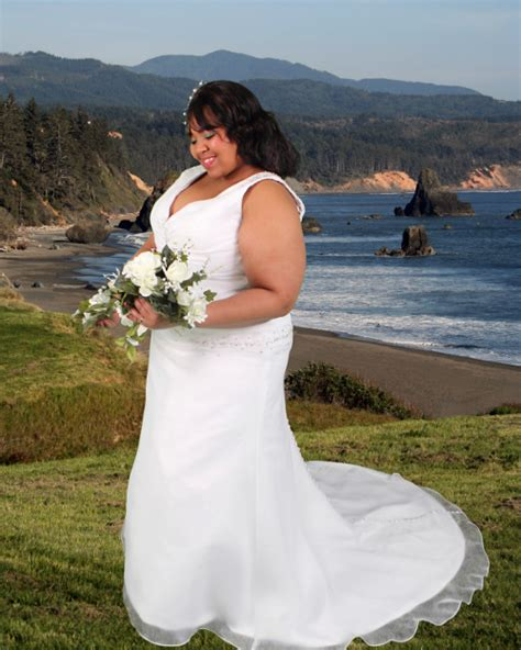 Plus Size Wedding Dresses On Plus Size Models by Talent Management Plus Size Models Go Bridal Photo