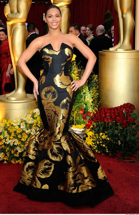 A Closer Look At The Oscars Beyonce Knowles by 1000 Images About House Of Dereon On
