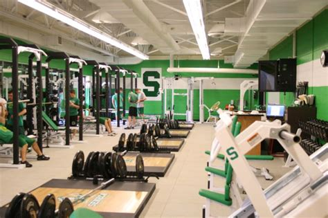weight room set seneca high school physical fitness and nutrition