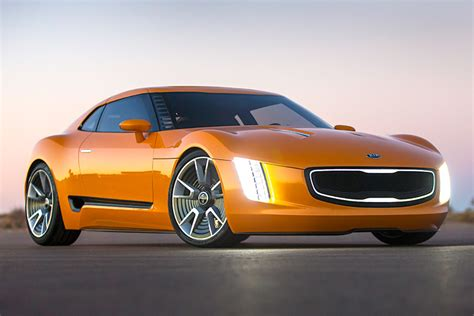 2020 Kia Gt Coupe by Kia Gt Sedan And Stinger Coupe Rumored For 2018