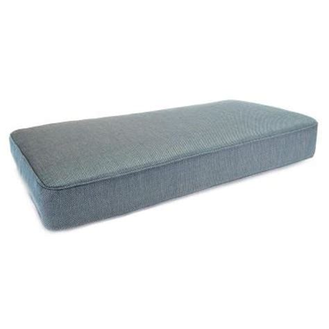 outdoor ottoman cushion replacement hton bay fenton replacement outdoor ottoman cushion