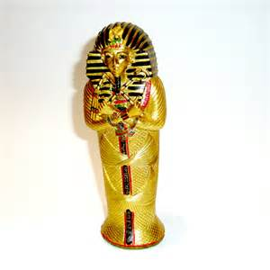 Bright Kitchen Accessories - mummy case of tutankhamun small