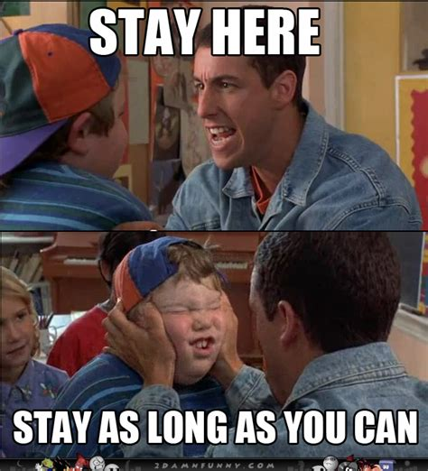 Billy Madison Back To School Meme - back to school back to school to prove to daddy that i m