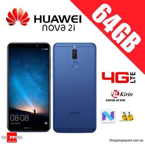Huawei 2i 4 64gb Black huawei 2i 64gb 4g lte dual sim rne l22 64gb unlocked