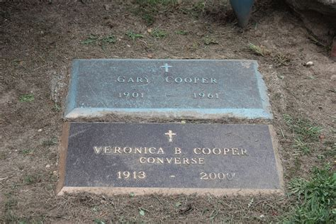 Find Where Are Buried Gary Cooper 1901 1961 Find A Grave Memorial