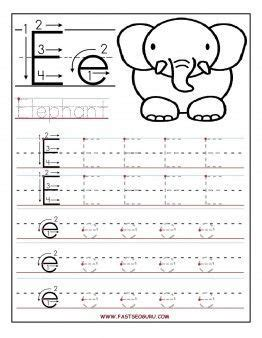 printable tracing writing paper free printable letter d tracing worksheets for preschool