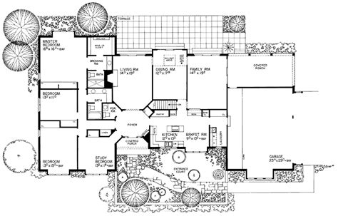 chateau floor plans chateau house plans