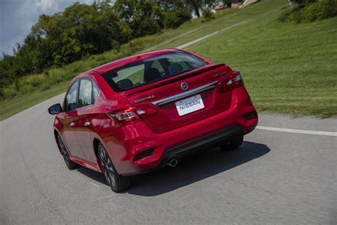 Fastest Nissan Sentra 2017 Nissan Sentra Sr Turbo 0 60 Mph Review Is The New