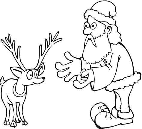coloring pictures of santa workshop coloring page from santas workshop ws santa