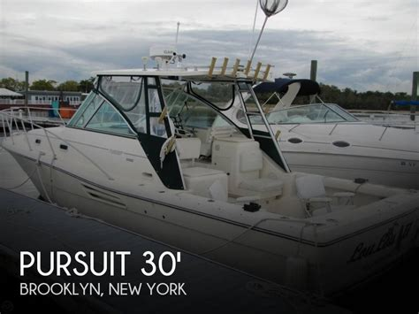 used pursuit boats michigan for sale used 1990 pursuit 2650 in spring lake michigan
