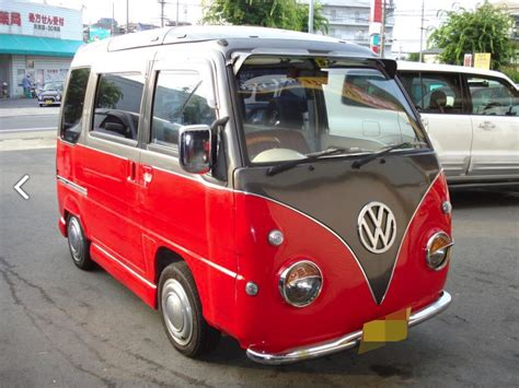 subaru conversion subaru sambar conversion looks like a vw for