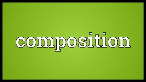 house music composition composition meaning youtube