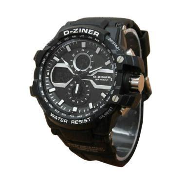Jam Tangan Pria Wanita D Ziner Jjtm8025 Dualtime Original 3 jual d ziner dz2028 dual time jam tangan pria harga kualitas terjamin blibli