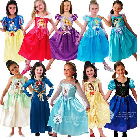 Disney Princess Dressers by Official Disney Princess Fancy Dress Costume