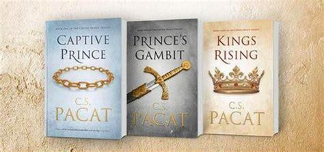 rising the captive prince trilogy junho 2017