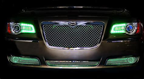 Halo Headlights For Chrysler 300 by Chrysler 300 Halos Multi Color Mr Kustom Auto