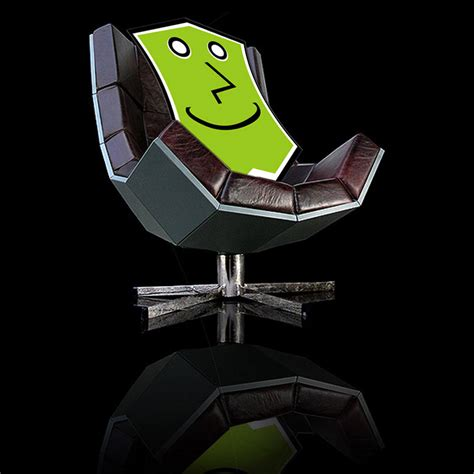 Villain Chair by The Villain Chair The Ultimate In Evil Luxury Seating