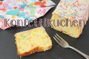einfache kuchen backen schnell saftiger zitronenkuchen rezept konfetti kuchen