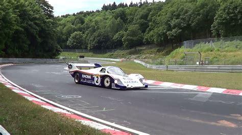 S C Records Porsche 956 Back At The Nordschleife 2013 Stefan Bellof