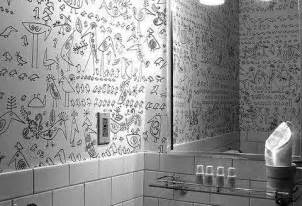 bathroom wallpaper border ideas bathroom awesome bathroom wallpaper designs for home