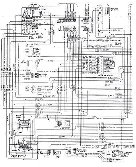 68 camaro wiring diagram 24 wiring diagram images