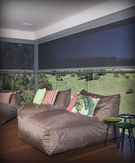 Custom Patio Blinds by 8 Best Images About Stratco Ambient Blinds On