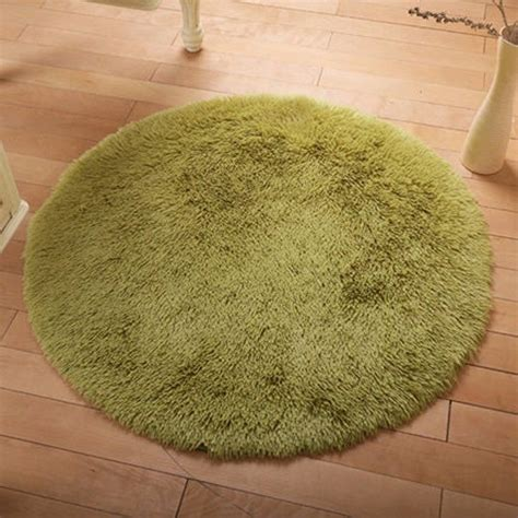 fluffy rug fluffy rug anti skid shaggy dining room home bedroom carpet floor mat ebay
